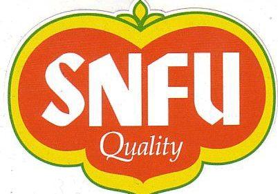 SNFU- Quality Sticker