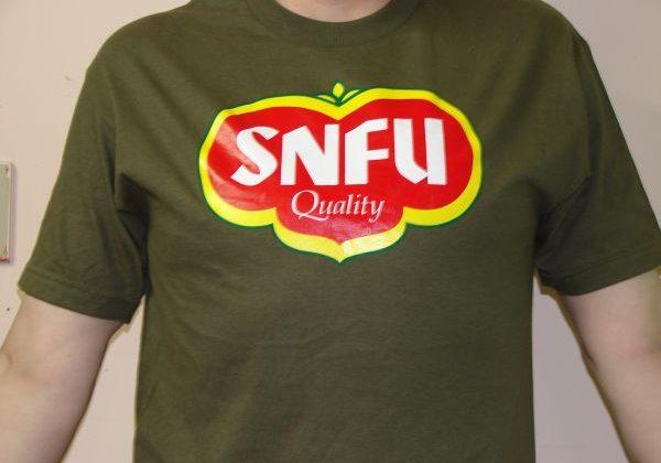 S.N.F.U QualityTee