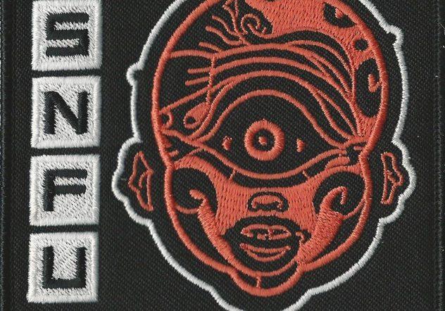 S.N.F.U.- Stymie Cyclops Patch