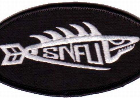 S.N.F.U Fish Patch